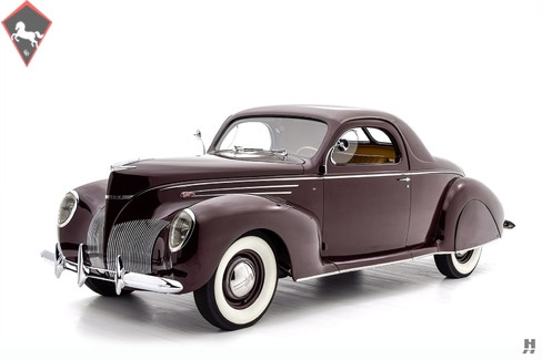 1939 lincoln zephyr is listed for sale on classicdigest in for Hyman motors st louis