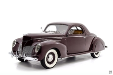 For sale Lincoln Zephyr 1939