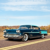 For sale Pontiac Bonneville 1958