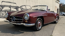For sale Mercedes-Benz 190SL