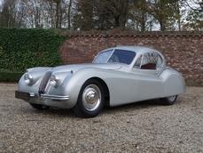 For sale Jaguar XK120 1951