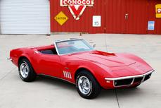 For sale Chevrolet Corvette 1968