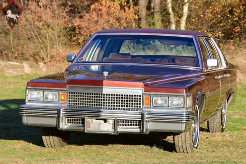 Cadillac De Ville 1979