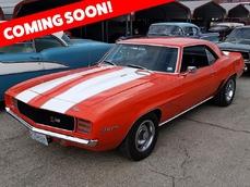 For sale Chevrolet Camaro 1969
