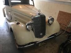 Mercedes-Benz 170S 1938