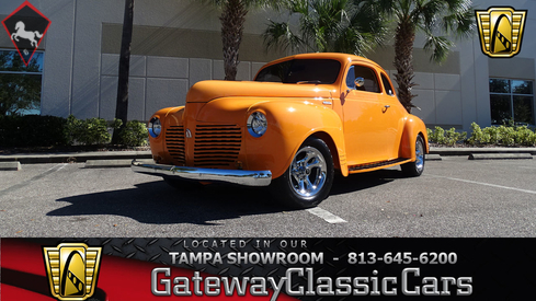 Plymouth Coupe 1941