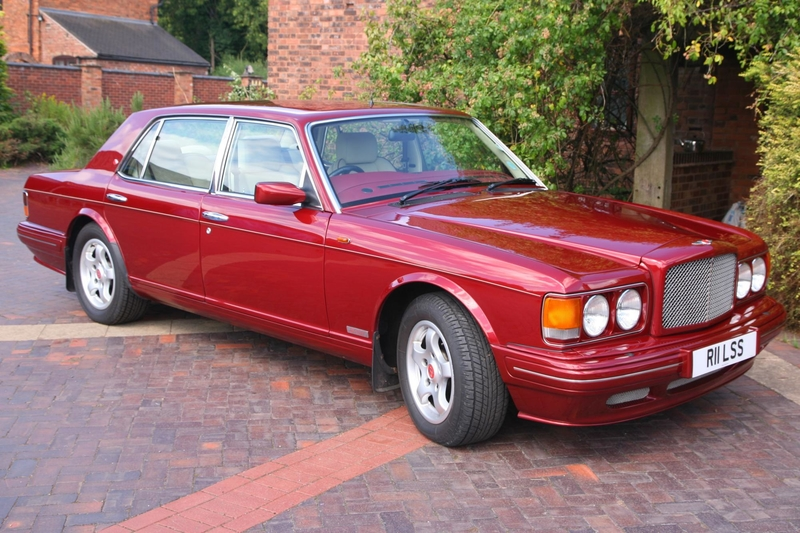 Bentley Turbo R >> 1997 Bentley Turbo R Is Listed For Sale On Classicdigest In