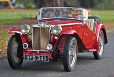 MG TC 1949