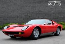 Lamborghini Miura 1969