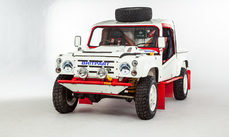 Land Rover Series II 1962