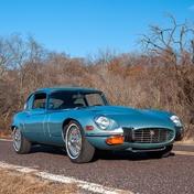 Jaguar E-type XKE 1972