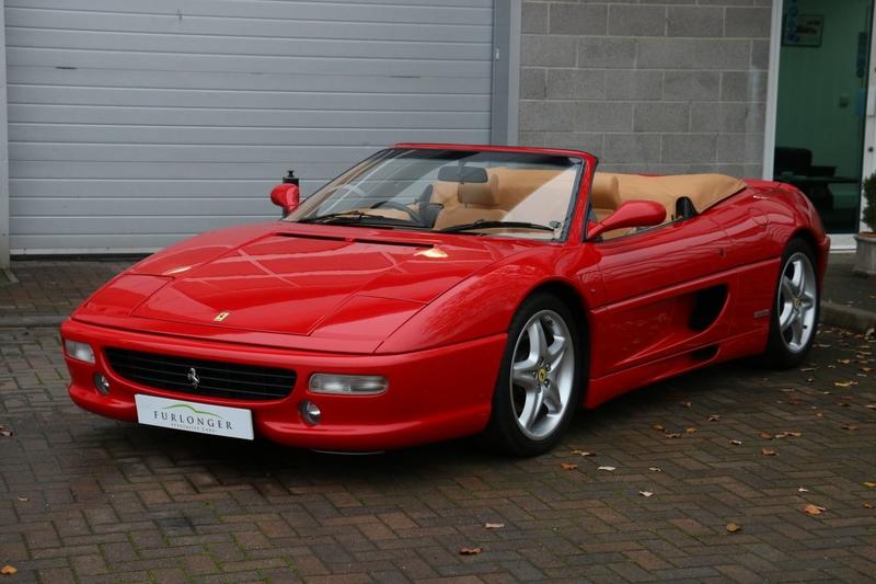 1998 Ferrari F355 Is Listed Verkauft On Classicdigest In Kent By Simon Furlonger For 85990 Classicdigest Com
