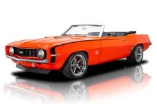 zu verkaufen Chevrolet Camaro 1969