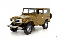 For sale Toyota FJ40 1981