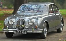 zu verkaufen Jaguar Mk2 1965