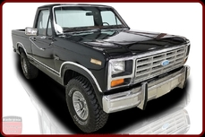 For sale Ford F-150 1984