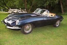 For sale Jaguar E-type XKE 1968