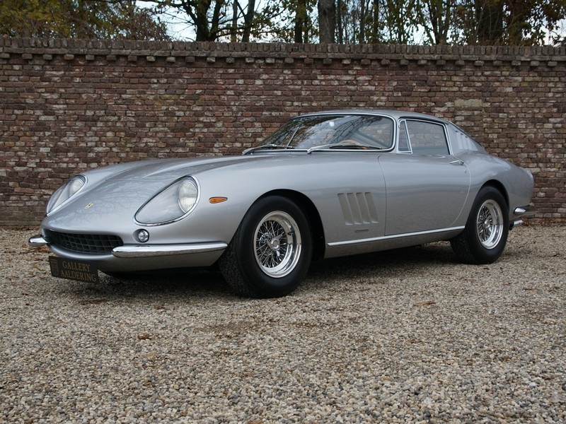 1967 Ferrari 275 Gtb Is Listed Sold On Classicdigest In Brummen By Gallery Dealer For 2695000 Classicdigest Com