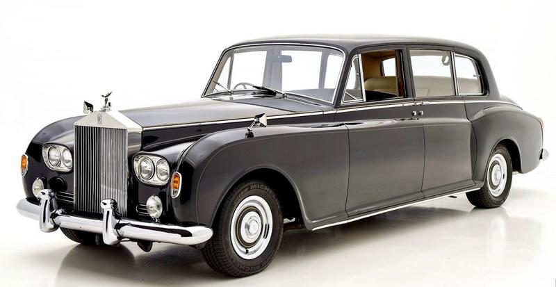 1960 rolls-royce phantom v is listed zu verkaufen on classicdigest