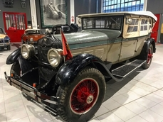 Stutz Vertical Eight 1929