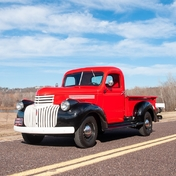 Chevrolet 3100 1946