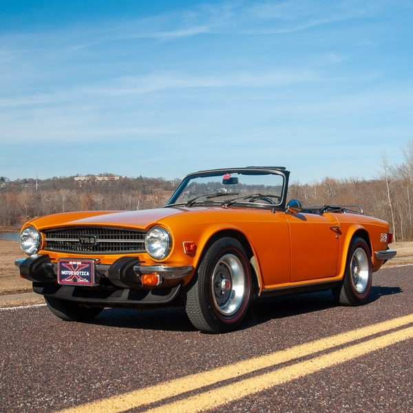 1976 Triumph Tr6 Is Listed Till Salu On Classicdigest In Fenton St