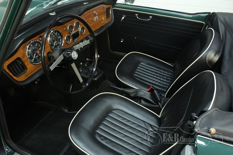 1968 Triumph Tr4 Is Listed Sold On Classicdigest In Waalwijk By E R