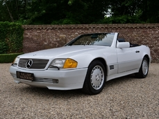 Mercedes-Benz 500SL r129 1991