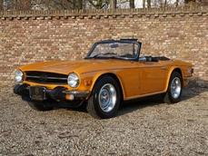 Triumph TR6 1975