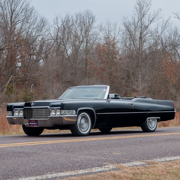 1969 Cadillac Eldorado Is Listed Sold On ClassicDigest In