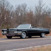Cadillac Eldorado 1969