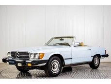 Mercedes-Benz 450SL w107 1978