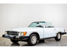 Mercedes-Benz 450SL w107 1973