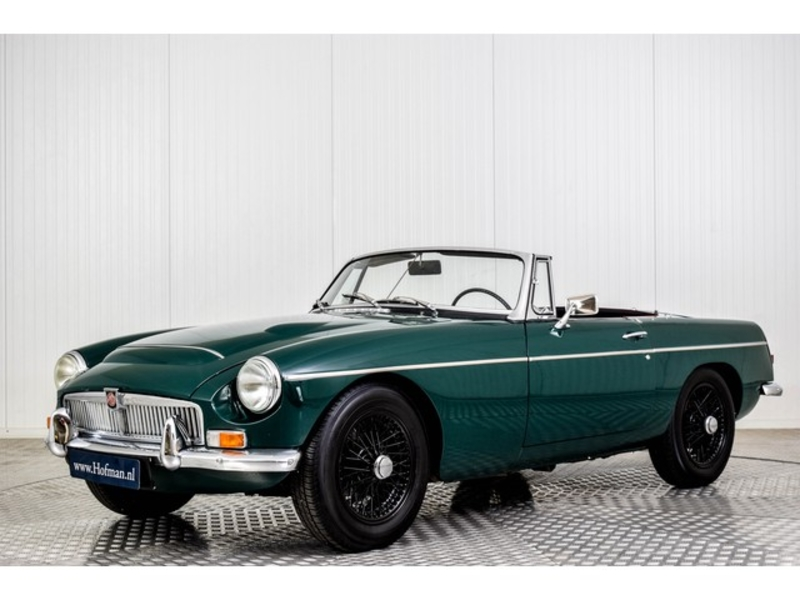 1969 MG MGC is listed Sold on ClassicDigest in Netherlands