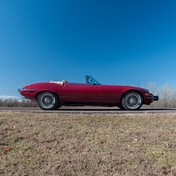 Jaguar E-type XKE 1973