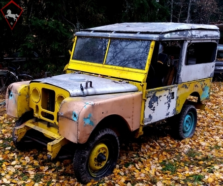 Land Rover Series I 1953