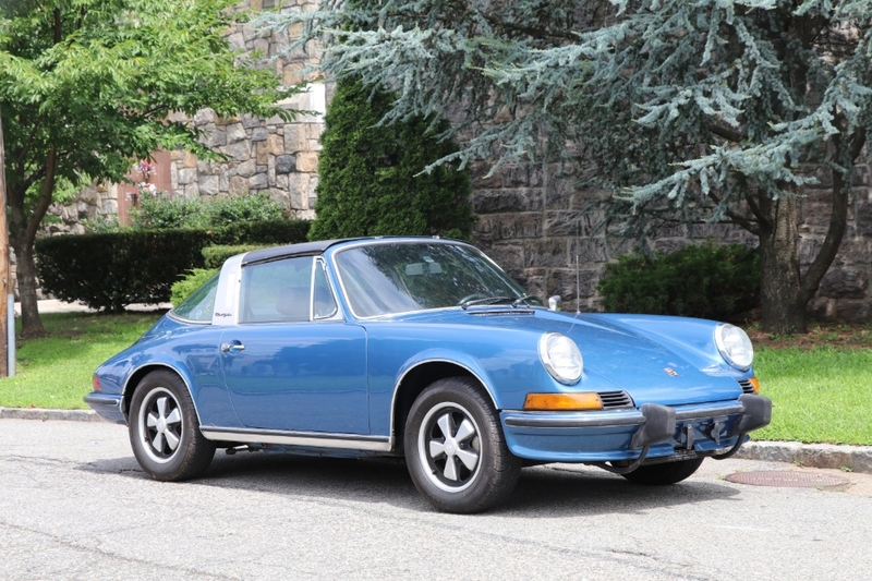 Porsche Targa For Sale >> 1973 Porsche 911 2 7 Is Listed For Sale On Classicdigest In New York By Gullwing Motor Cars For 79500