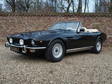 Aston Martin V8 1986