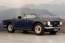 Triumph TR6 1972