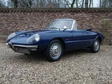 For sale Alfa Romeo Spider 1966