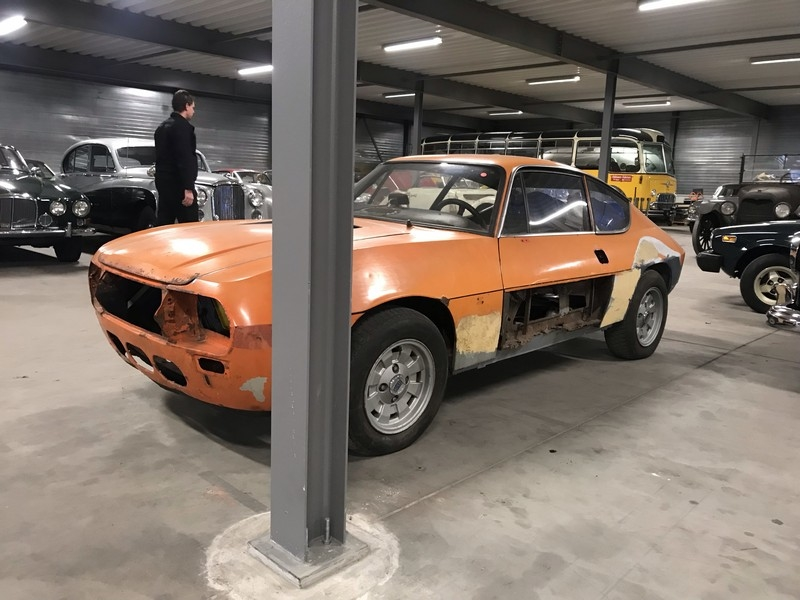 1972 lancia fulvia zagato is listed for sale on classicdigest in