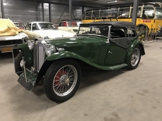 For sale MG TC 1948