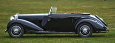 Bentley 4.25 Litre 1937