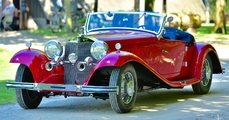 Mercedes-Benz 500K 1936