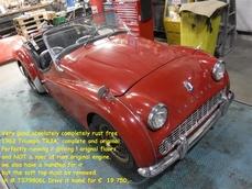 Triumph Other 1962