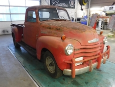 Chevrolet Other 1948