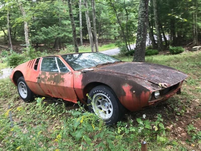 De Tomaso Mangusta >> 1970 De Tomaso Mangusta Is Listed Sold On Classicdigest In