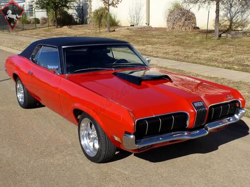 Mercury Cougar 1970