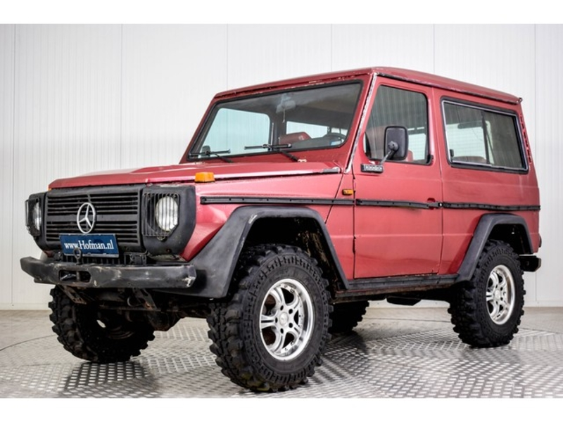 1983 mercedes-benz geländewagen is listed zu verkaufen on