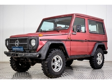 Mercedes-Benz G-wagon 1983